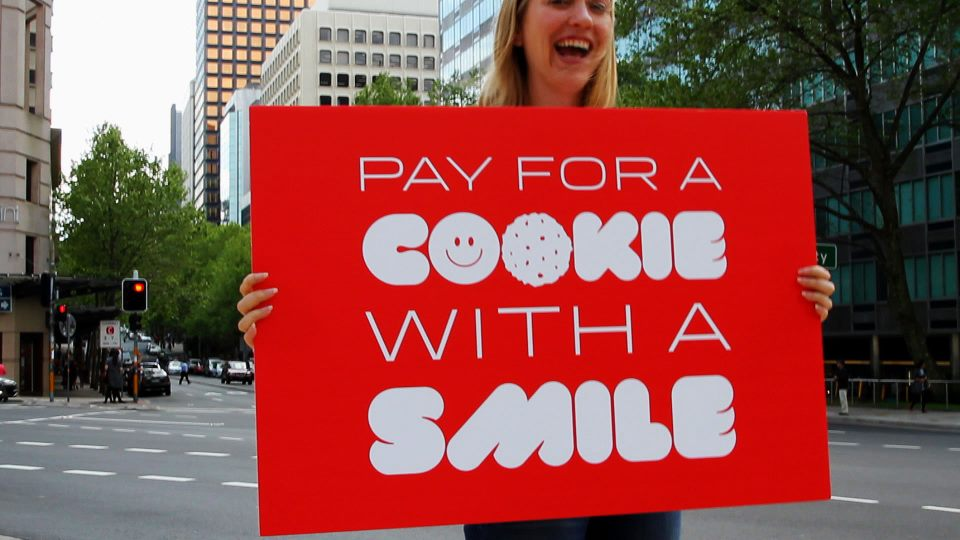 pay for a smile