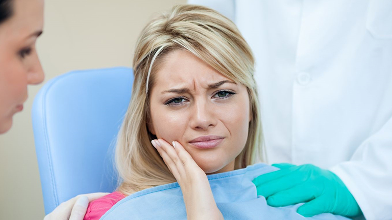 clareamento dentário dor e dentes sensíveis post blog