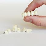 Prótese dentária em resina, metal, zircônia ou porcelana pura. E agora?
