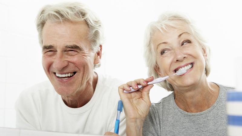 prótese dentária protocolo