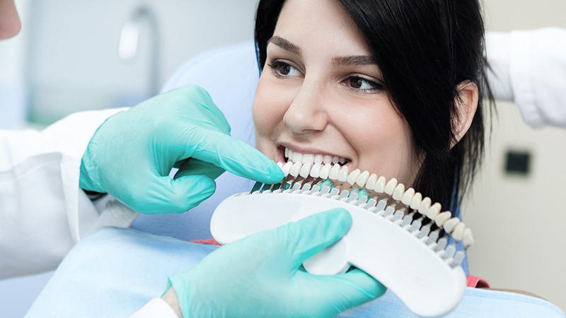 dentes pequenos e curtos tratamento