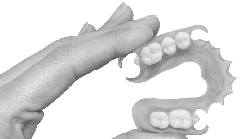 protese dentaria em silicone