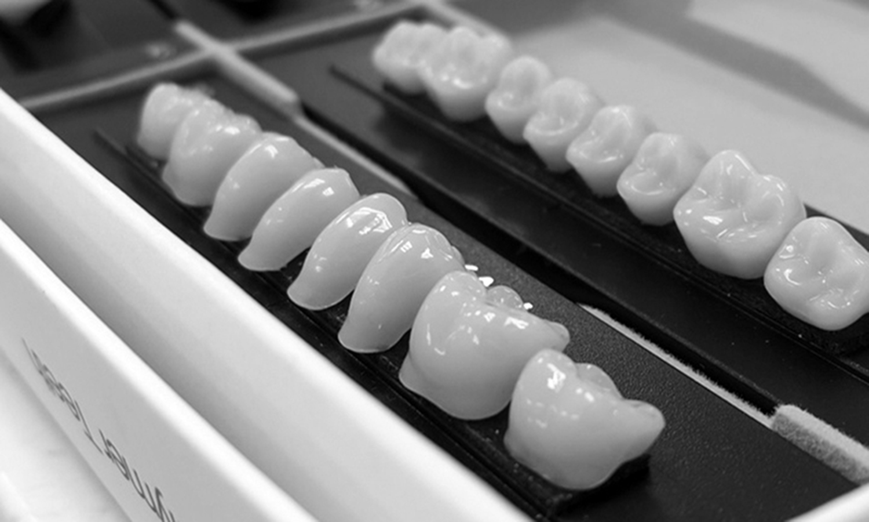 dentadura moderna dentes